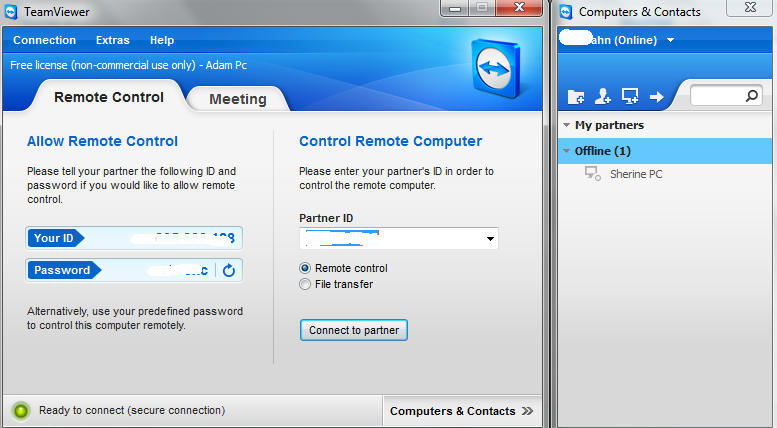 TeamViewer Enterprise 10.0.45862