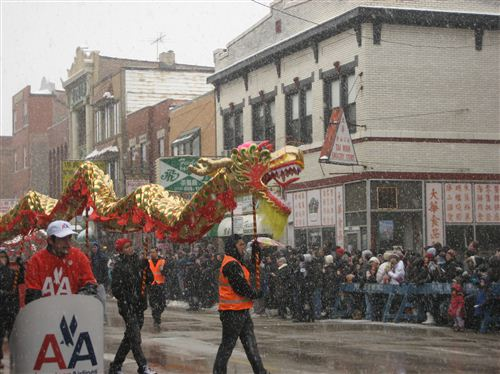 Unique Chinese New Year Chicago Celebration