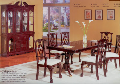 Formal Dining Room Tables