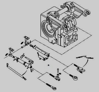 1954 Farmall Super A Parts
