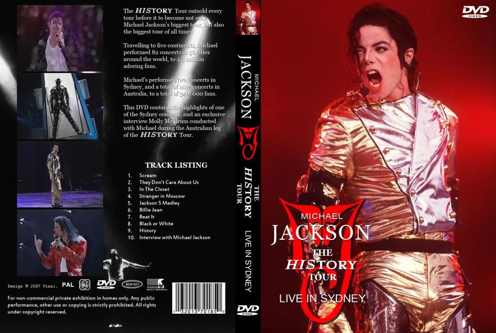 michael jackson history album