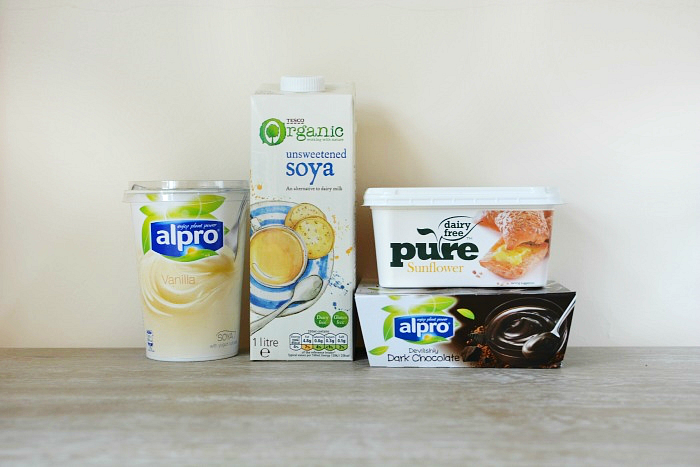 Vegan Dairy Alternatives