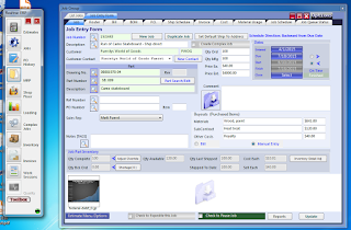 Realtrac ERP Software for Material Resource Planning