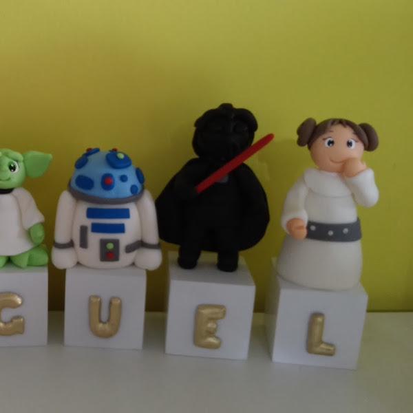 Cubos do Star Wars