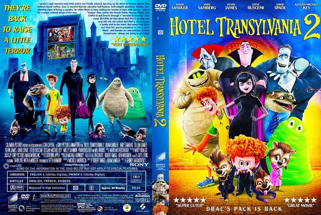 Hotel Transylvania 2 – Latino
