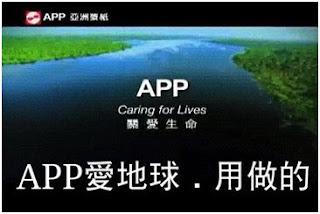 APP 亞洲漿紙 金光集團