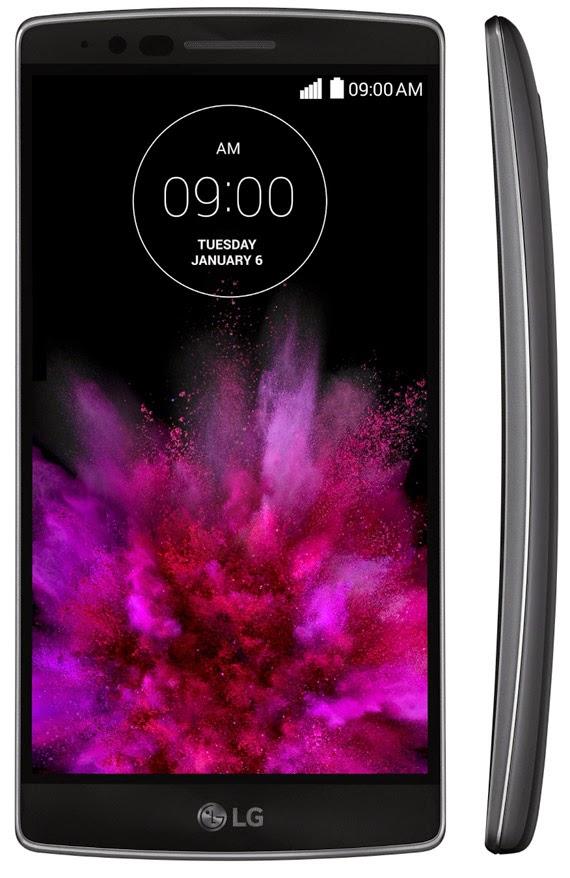 Preview: LG G Flex 2