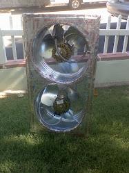 Fan Installer
