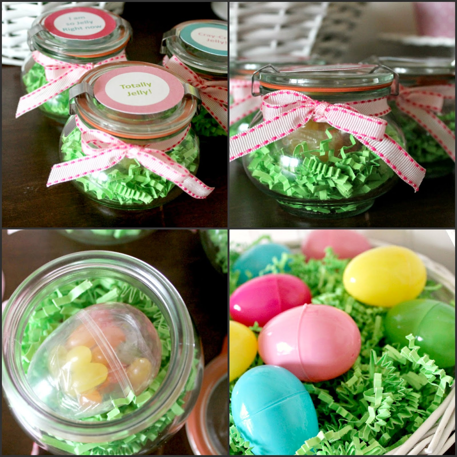 Cupcake wishes birthday dreams dont be jelly fun jelly bean make your own easy easter candy you can use this recipe to make jelly bean bark and place the bark in an acrylic truffle box with a bit of paper shred negle Image collections