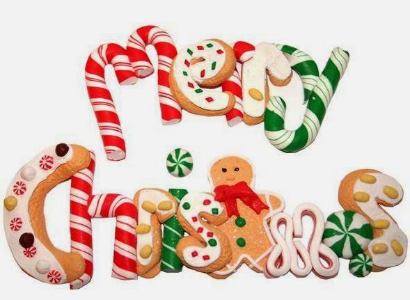 Imágenes de feliz Navidad, papá Noel,cajas de Navidad