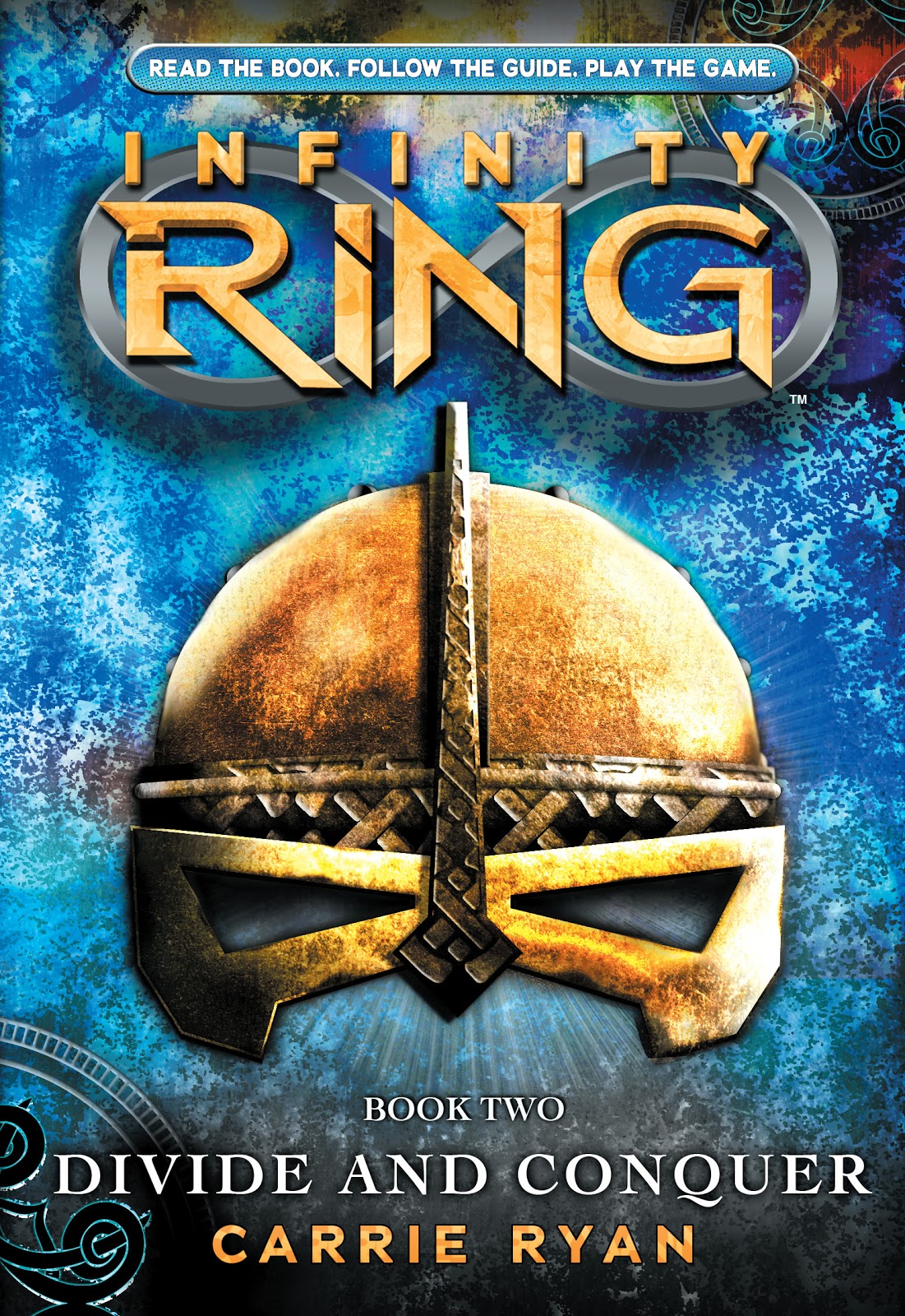 to wear - Ring infinity book series video