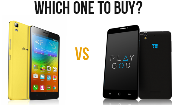 Lenovo A7000 Vs Yu Yureka: Which One To Buy?