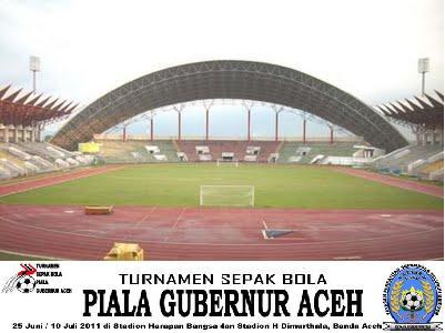 Piala Gubernur Aceh - Piala Gabenor Aceh 2012