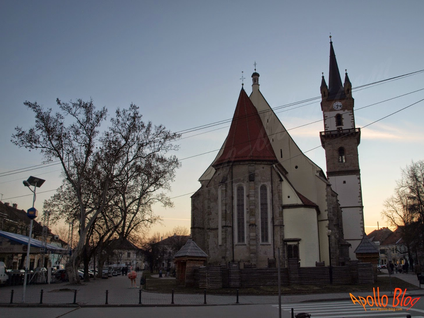 Biserica Fortificata Bistrita