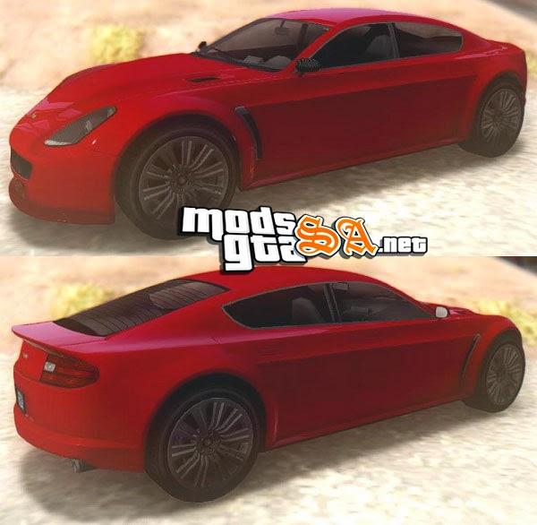 SA - Dewbauchee Exemplar do GTA V