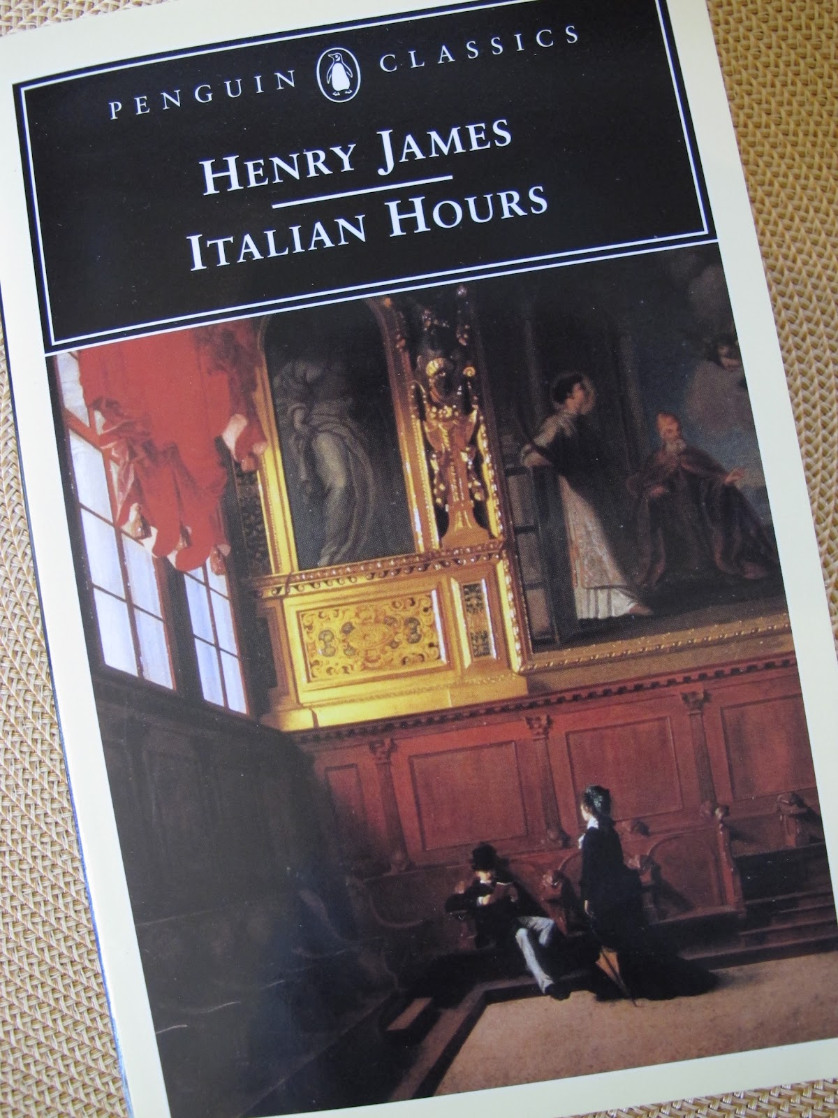 henry james essay writing