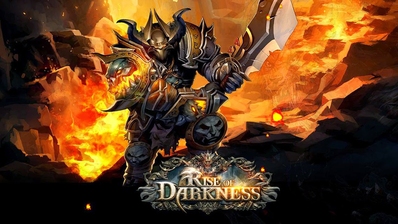 Rise of Darkness Gameplay IOS / Android
