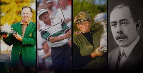 2015 World Golf Hall of Fame inductees