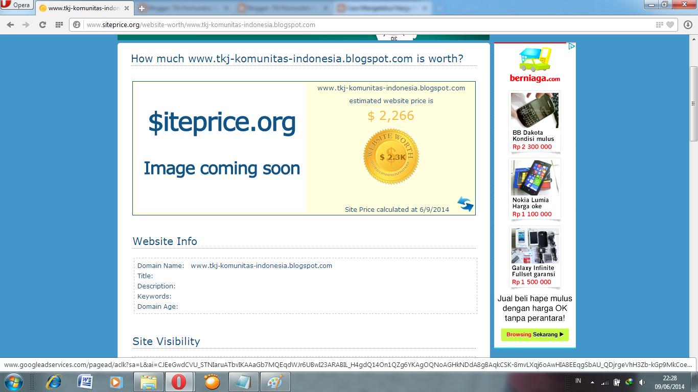 Blog Price
