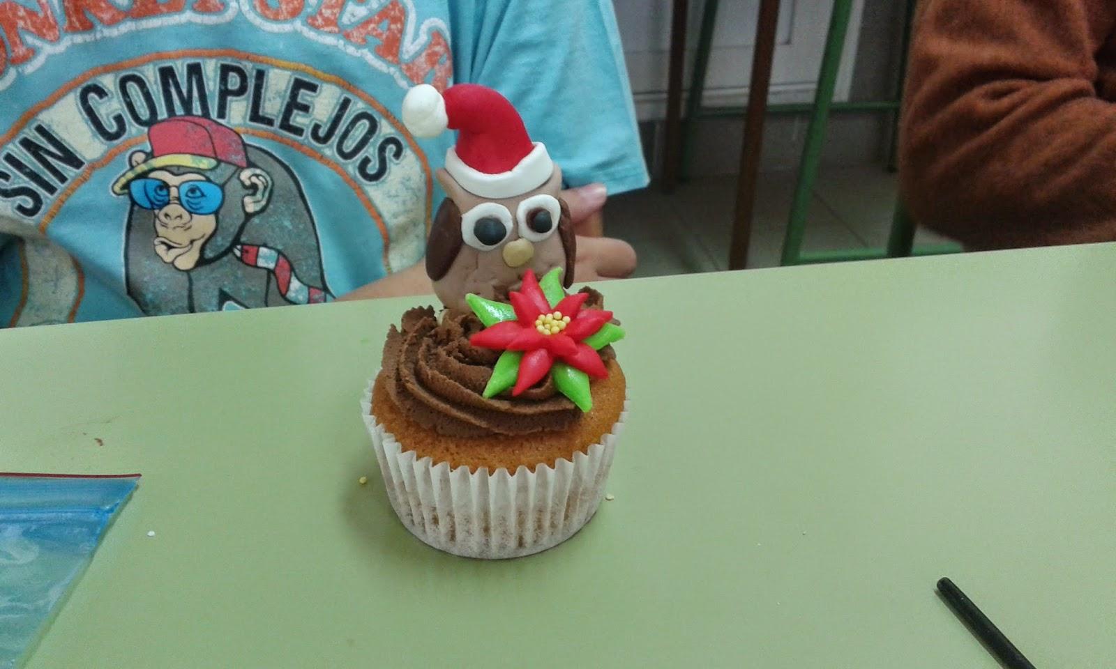 Cupcakes tenerife taller de navidad - Cupcakes tenerife ...