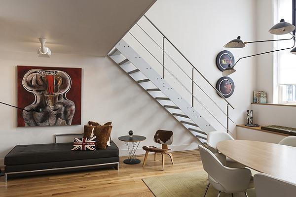 Sala-de-estar-com-piso-de-madeira