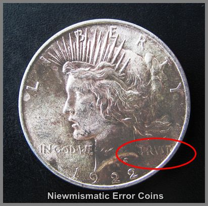 "United States ""Peace"" dollar"