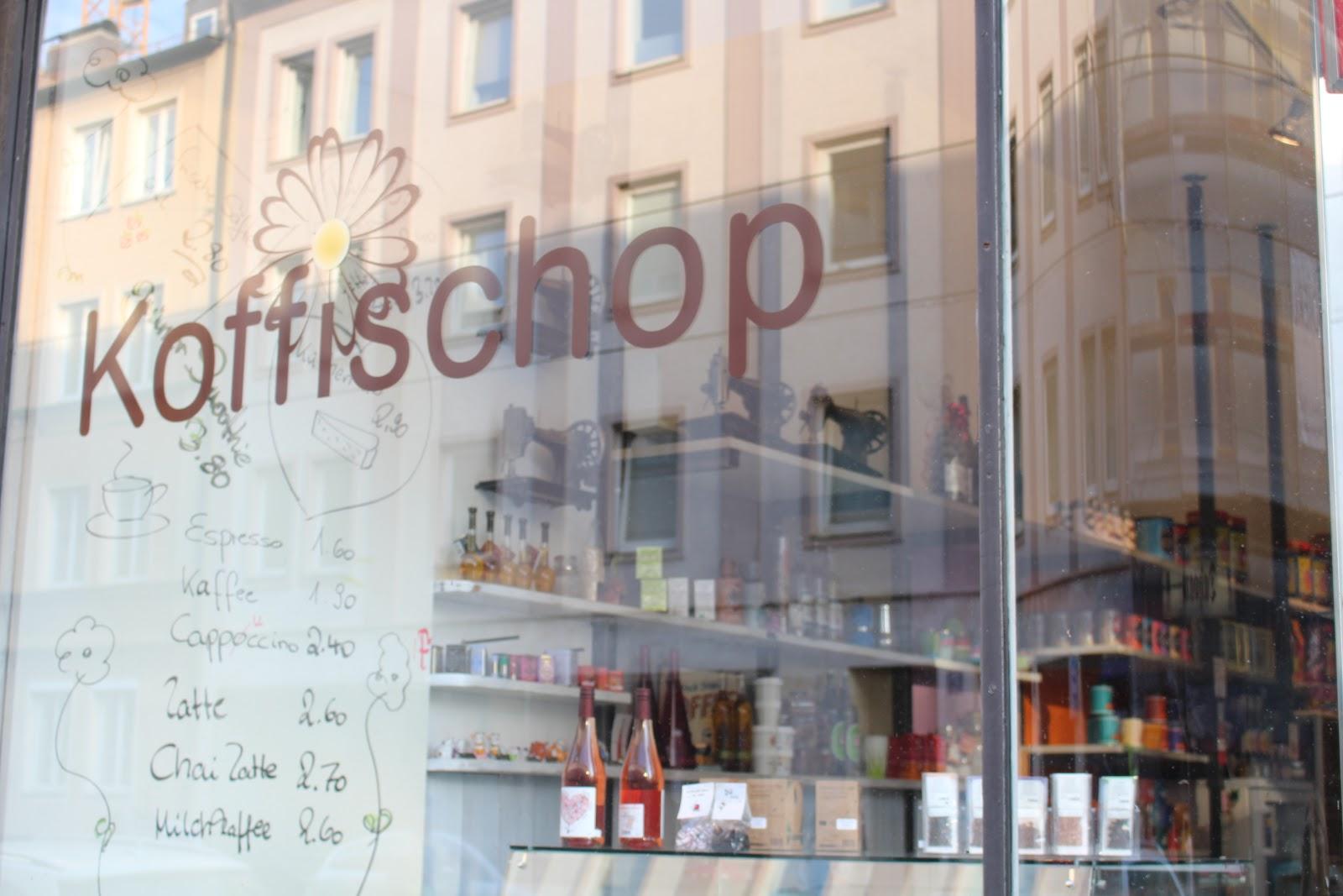 Koffischop | München