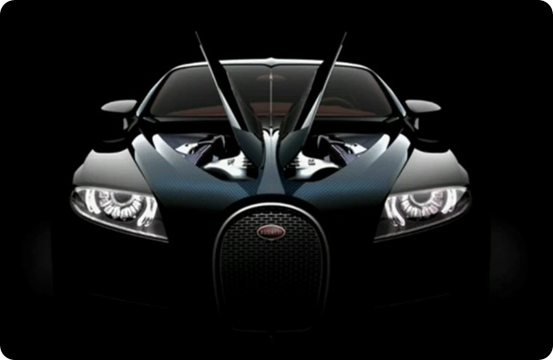 Bugatti Galibier Wallpaper