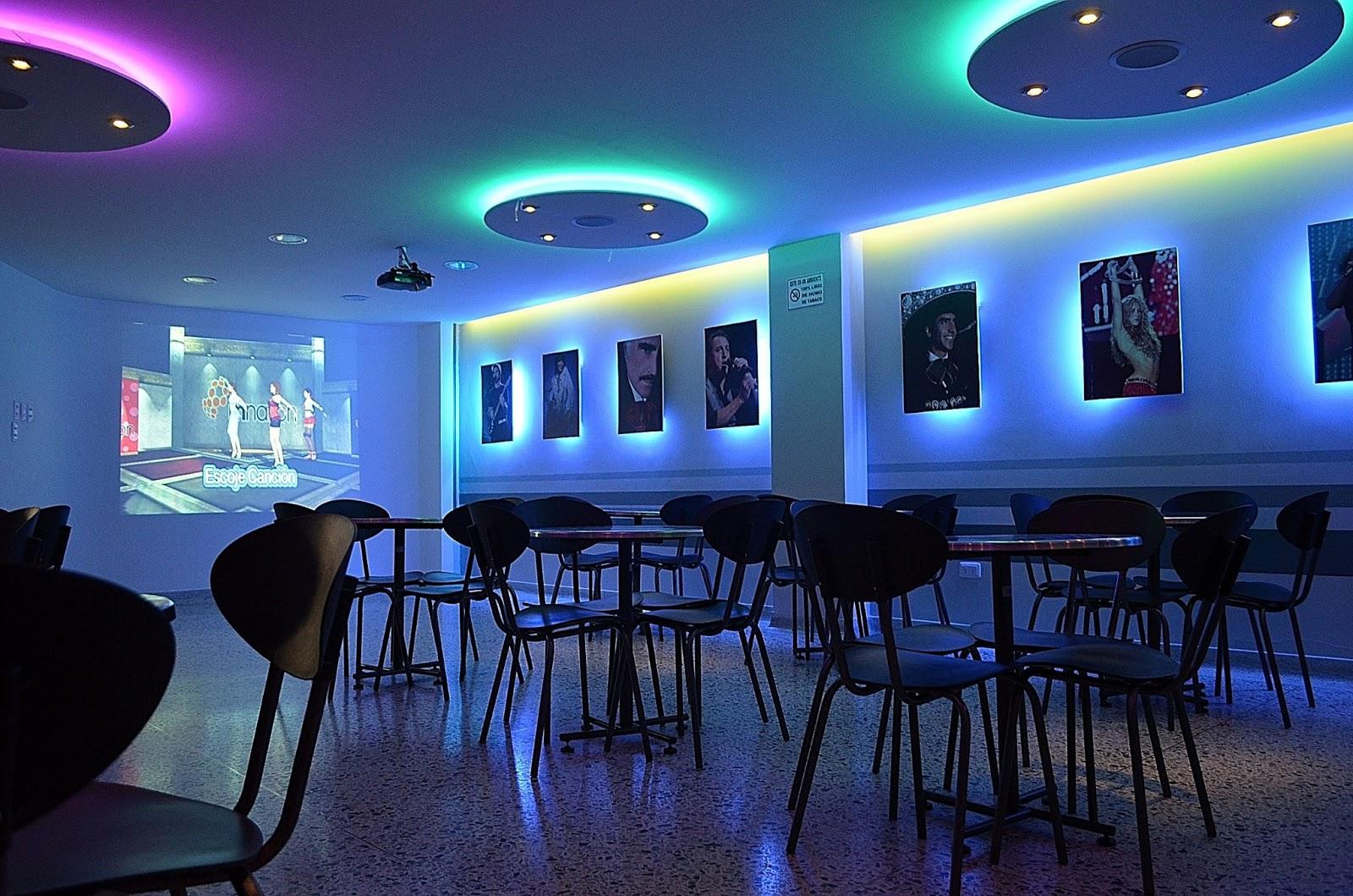 Decoracion Bar Karaoke ~ PROYECTOS L?DICOS Y DE ENTRETENIMIENTO  DISE?O INTERIORISMO