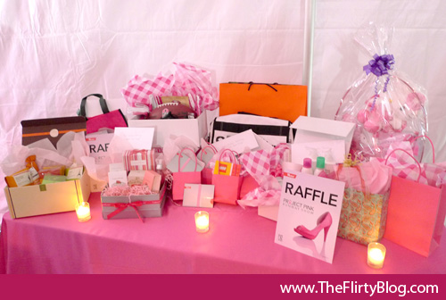 Pink Bake Sale Ideas http://theflirtyguide.blogspot.com/2011/10/project-pink-with-mode-bay-area-and.html