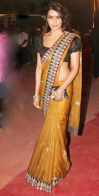 1215 - Bollywood Replica Saree of Bipasha Basu at Stardust Award