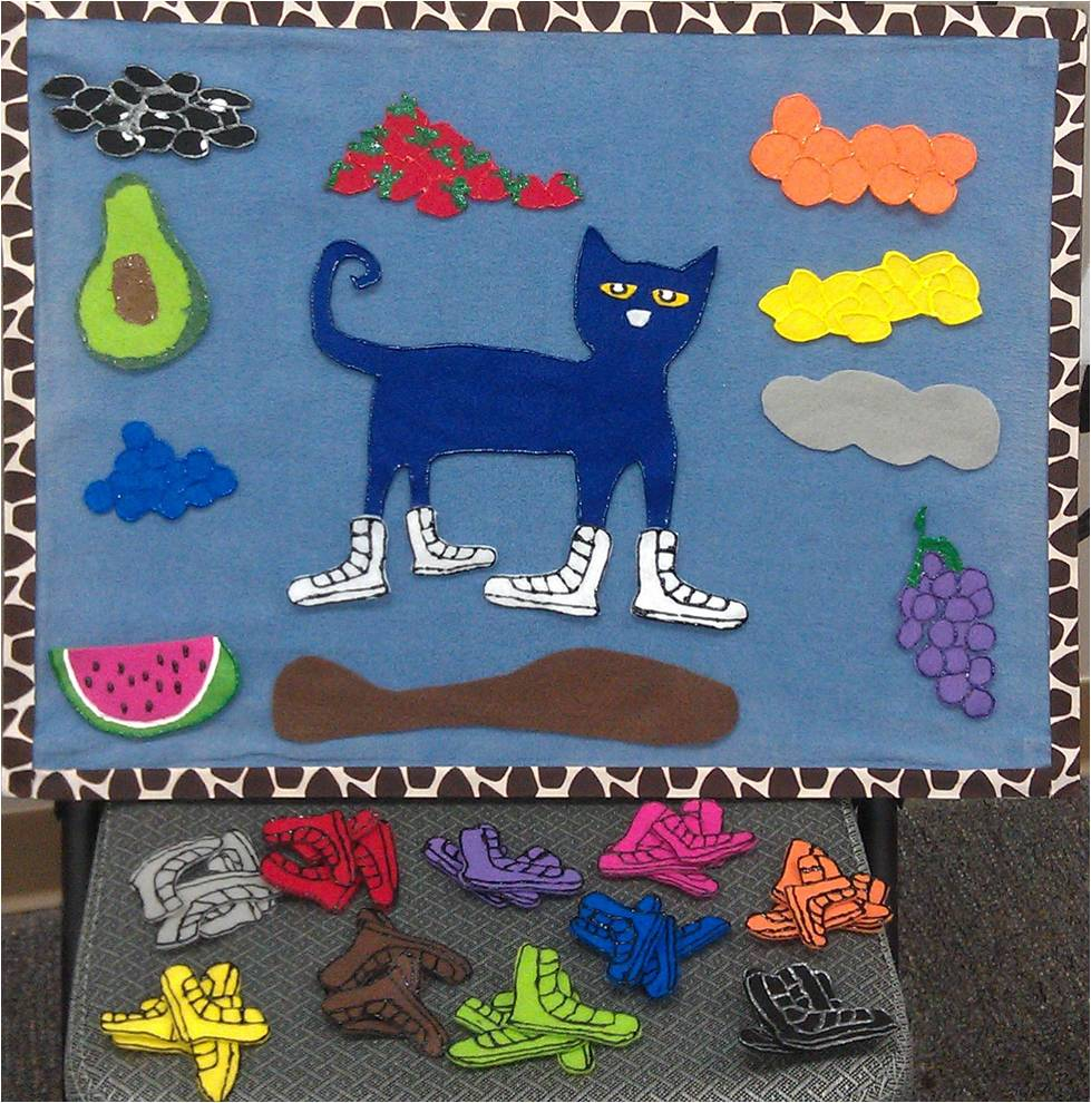Pete The Cat I Love My White Shoes Instrumental