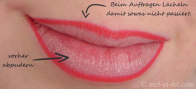 burlesque woche spot on f r rote lippen mel et fel. Black Bedroom Furniture Sets. Home Design Ideas
