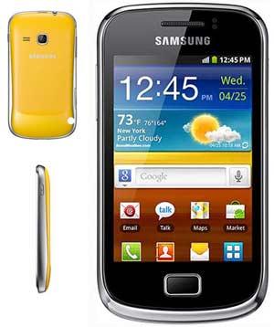 Samsung > [Review] Samsung Galaxy Mini 2 S6500 - Harga dan Spesifikasi