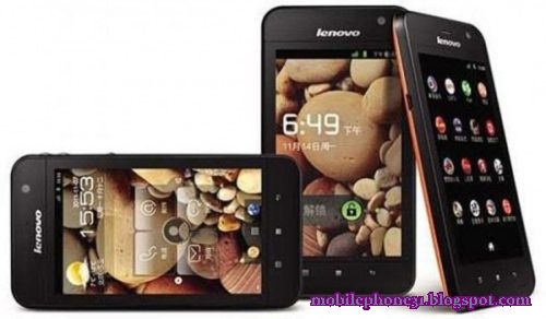 Lenovo S2 Smartphone Announced