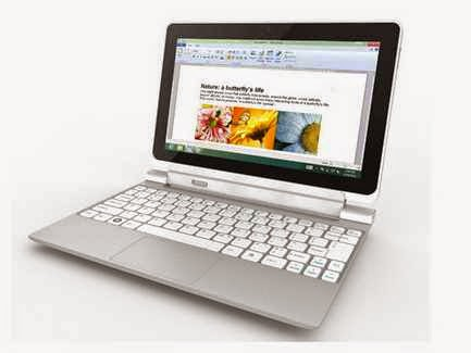 Acer One 10 Laptop Tablet dalam 4 Mode Sekaligus