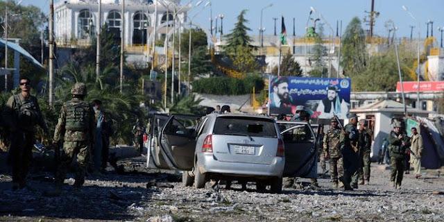 Aksi Teror Taliban di Pakistan Mulai Bangkit Kmebali