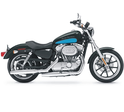 2012 Harley-Davidson Sportster Superlow Pictures