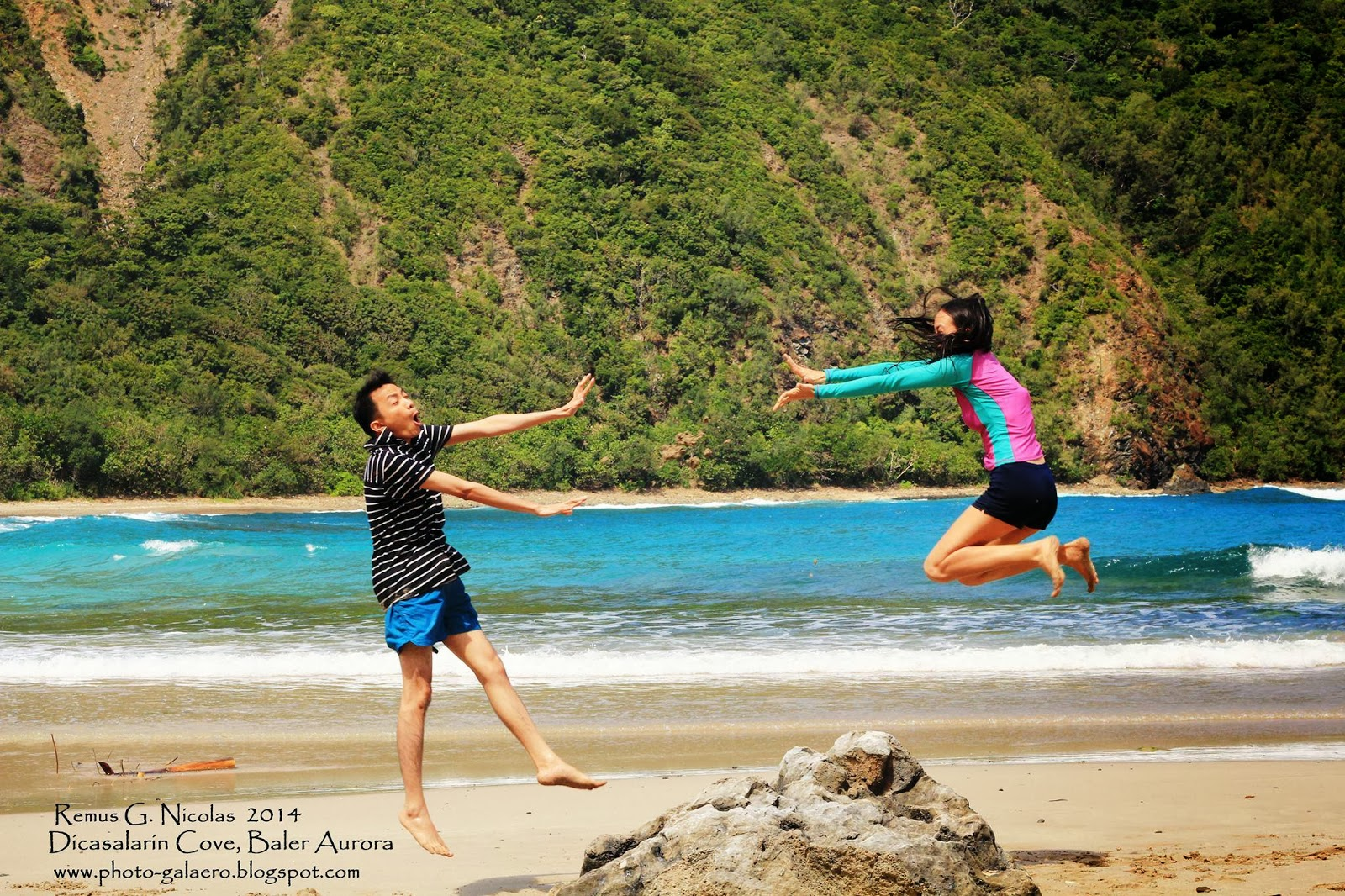 Baler, Backpacking Pinoy Couple, Philippines, It's More Fun in the Philippines, philippine travels, backpacking, backpacking philippines, how to go to aurora, how to go to baler, North Luzon, how to go to Dicasalarin Cove, Dicasalarin Cove, photo-galaero