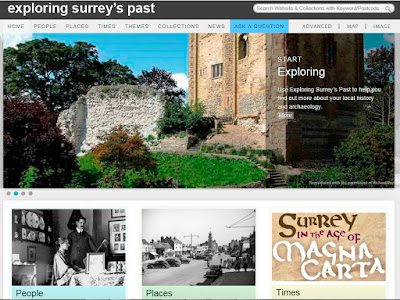 Exploring Russell at Exploring Surrey's Past