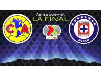 Lista la final Liga MX