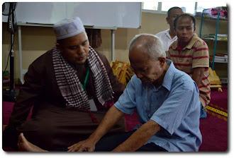 PERAWAT TERAPI ISLAM AL BAROKAH CAWANGAN SEGAMAT