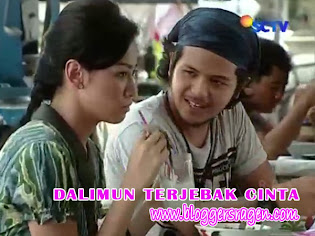 Dalimun Terjebak Cinta FTV