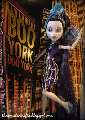 Monster High Elle Eedee robot girl
