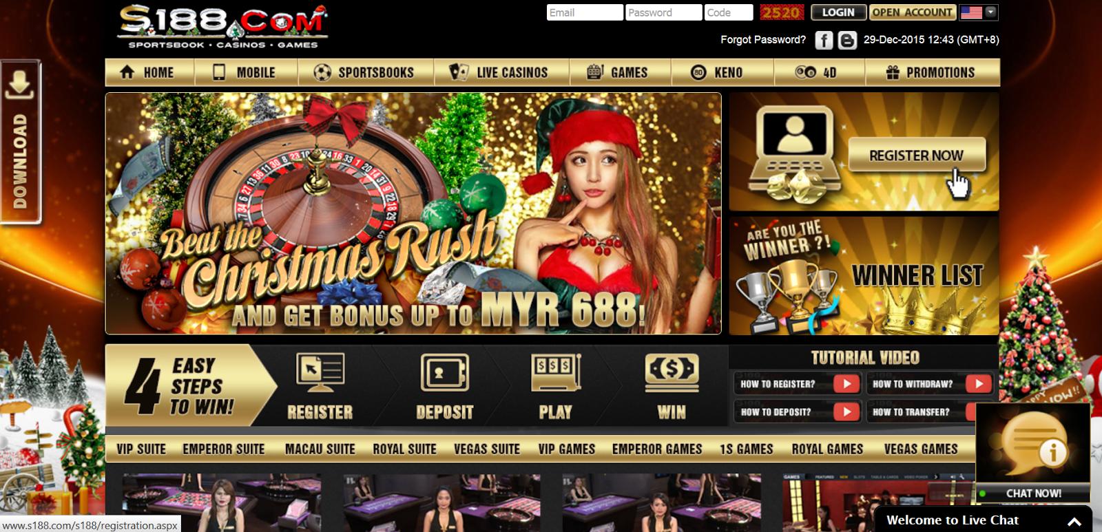 on line casino malaysia
