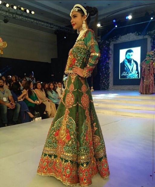 PFDC Loreal Paris Bridal Week Day One – Latest Pictures 2015