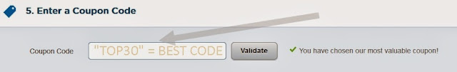 hostgator coupon code entry field