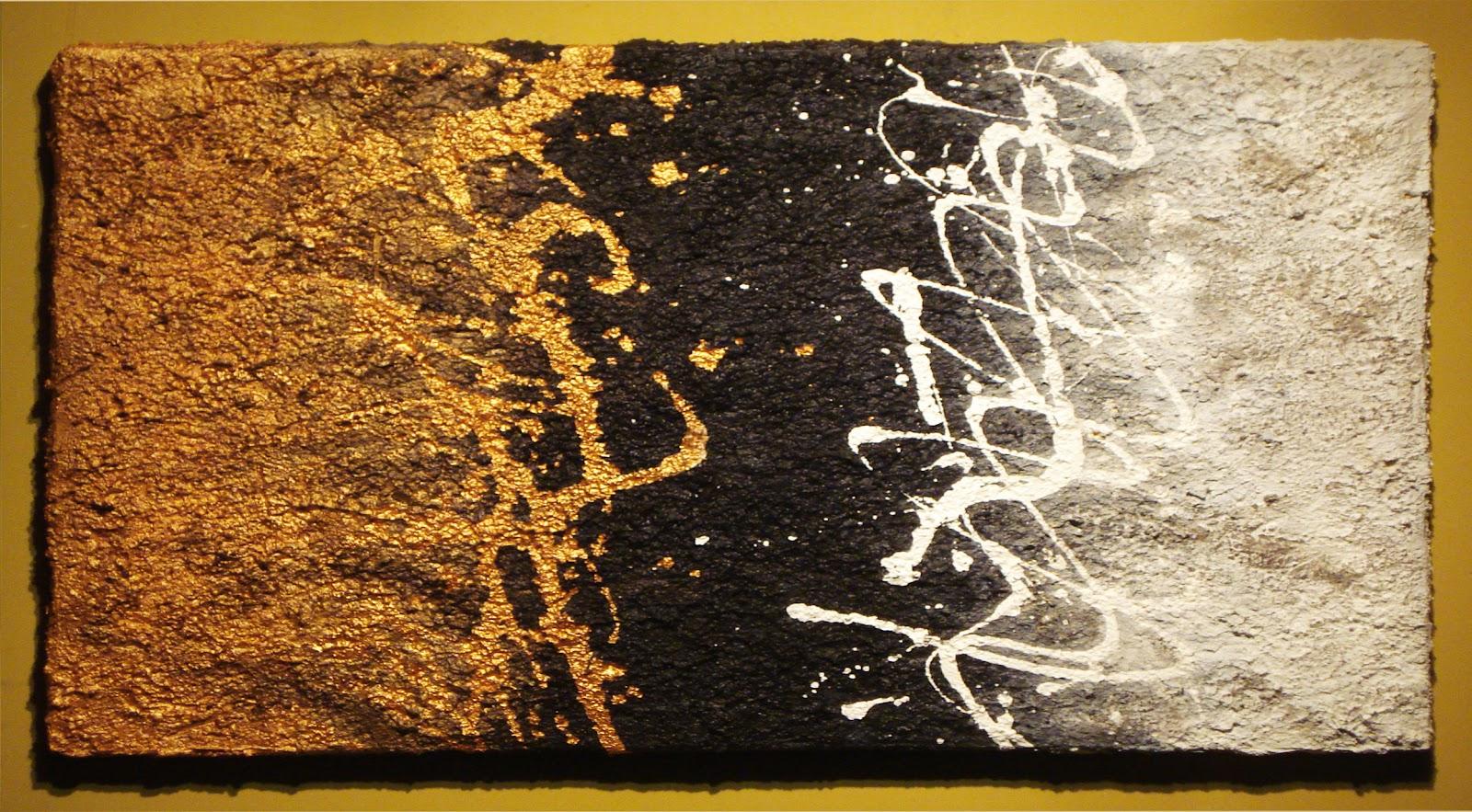 Valkiria cuadros arte y escultura cuadros abstractos con - Cuadros con texturas abstractos ...