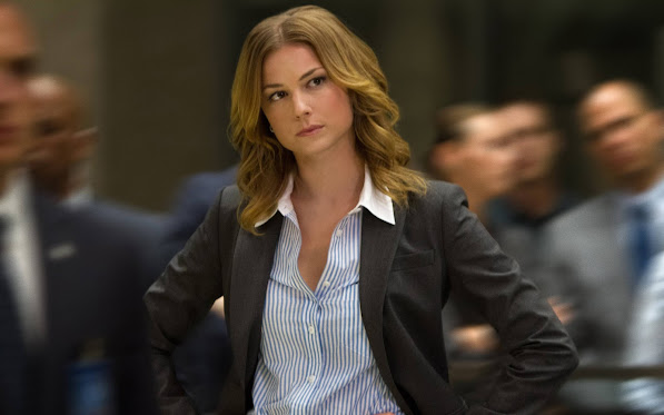 emily vancamp as sharon carter / agent 13 in captain america the winter soldier