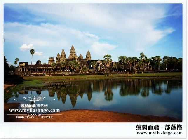 Travel Cambodia 2015 | 世界奇观小吴哥大寺庙之 《吴哥窟》 / Angkor Wat (7)